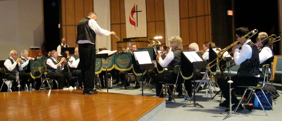 Carter Mountain Brass Band Photo